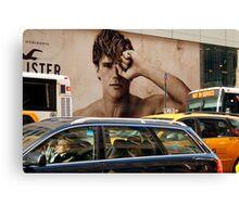 Early Morning Manhattan  (5th. Avenue)  Canvas Print