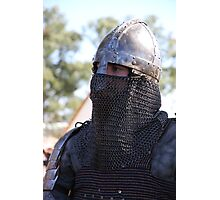 Celtic Armour Photographic Print