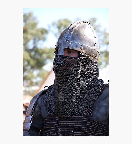Celtic Armour Photographic Print