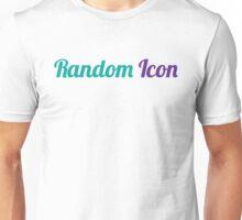 Random Icon Grapes Unisex T-Shirt