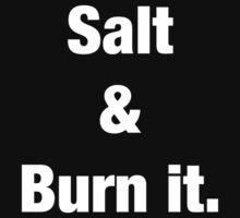 Salt & Burn It by Kendall Shaffer