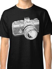Camera Illustration Classic T-Shirt