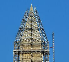 The Washington Monument Renovation - May 12th MMXIII by Matsumoto