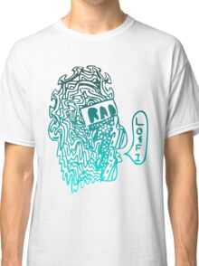 lofi is rad Classic T-Shirt