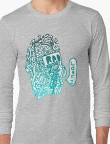 lofi is rad Long Sleeve T-Shirt