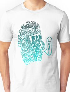 lofi is rad Unisex T-Shirt