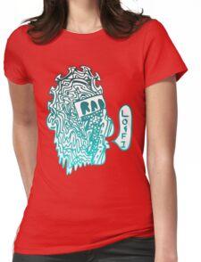 lofi is rad Womens Fitted T-Shirt