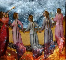 The balcony of heaven by Suzanne  Carter