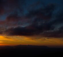 Mt Hotham Sunset 2 by DavidsArt