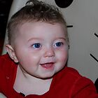 Bryson at 6 1/2 Months by Tori Snow