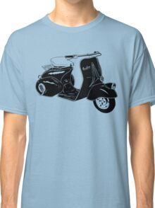 Classic Scooter Illustration Classic T-Shirt