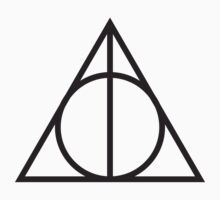 Deathly Hallows | Harry Potter T-Shirt