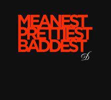 Meanest, Prettiest, Baddest (Shonuff The Master) T-Shirt