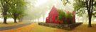 Gostwyck Chapel, Armidale, New South Wales, Australia by Michael Boniwell