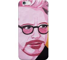 robert downey jr - gouache iPhone Case/Skin