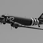 Douglas C-47D Skytrain by Rimrunner