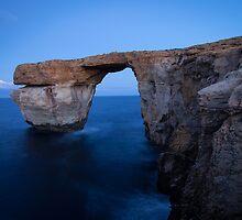 Azure Window by Maciej Nadstazik