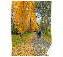 The Poplar Trail Poster