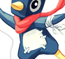 Party Penguin Sticker
