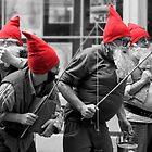 Gnomes 2 by Sally Barnett