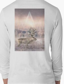 Stillness of Winter Long Sleeve T-Shirt