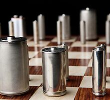 Energy Policy Game of Chess by mypic2sell