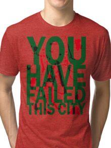 Arrow's city Tri-blend T-Shirt