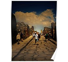 POMPEII THE LOST HOLY CITY Poster