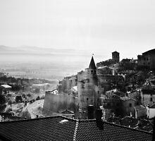 Anghiari (Bella Toscana Series 2012) by Samuel Webster