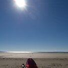 Beach by Sally Barnett