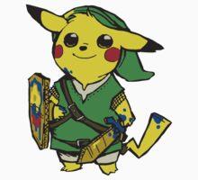 The Legend Of Zelda Baby Tee