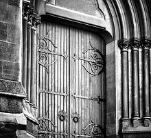 St Peters Cathedral Adelaide. by Nicholas Griffin