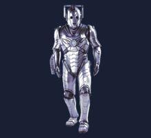 Cyberman - Pastel Blue by Marjuned