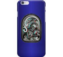 3D SKELETON. iPhone Case/Skin