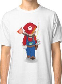 Mario War Classic T-Shirt