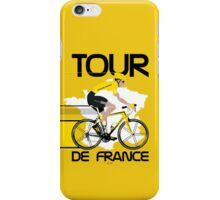 Tour De France iPhone Case/Skin