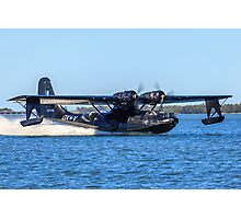 Catalina Touchdown Photographic Print