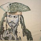 Captain Sparrow by Peter Brandt
