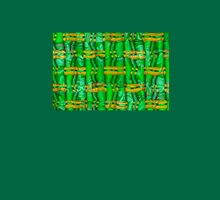 Green Bars Unisex T-Shirt