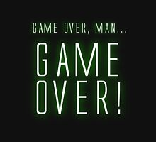 Game over, man...GAME OVER! Unisex T-Shirt