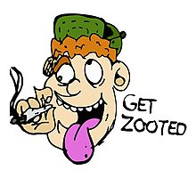 Get Zooted Photographic Print