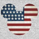American Mickey Mouse by sweetsisters