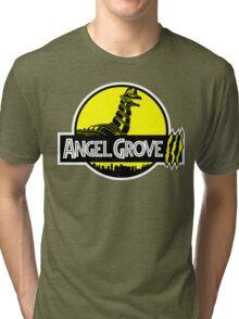 Angel Grove III Tri-blend T-Shirt