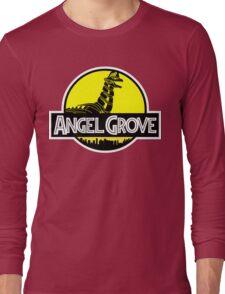 Angel Grove: Titanos Long Sleeve T-Shirt