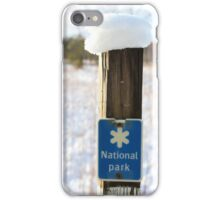 The National Park (iPhone) iPhone Case/Skin