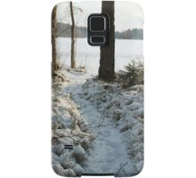 Store Mosse in the winter (iPhone) Samsung Galaxy Case/Skin
