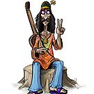 Hippie by SandraWidner
