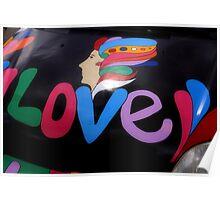 Max Car, LOVE Poster