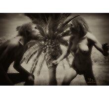 domestic violence Photographic Print