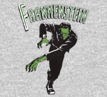 Frankenstein  by BungleThreads